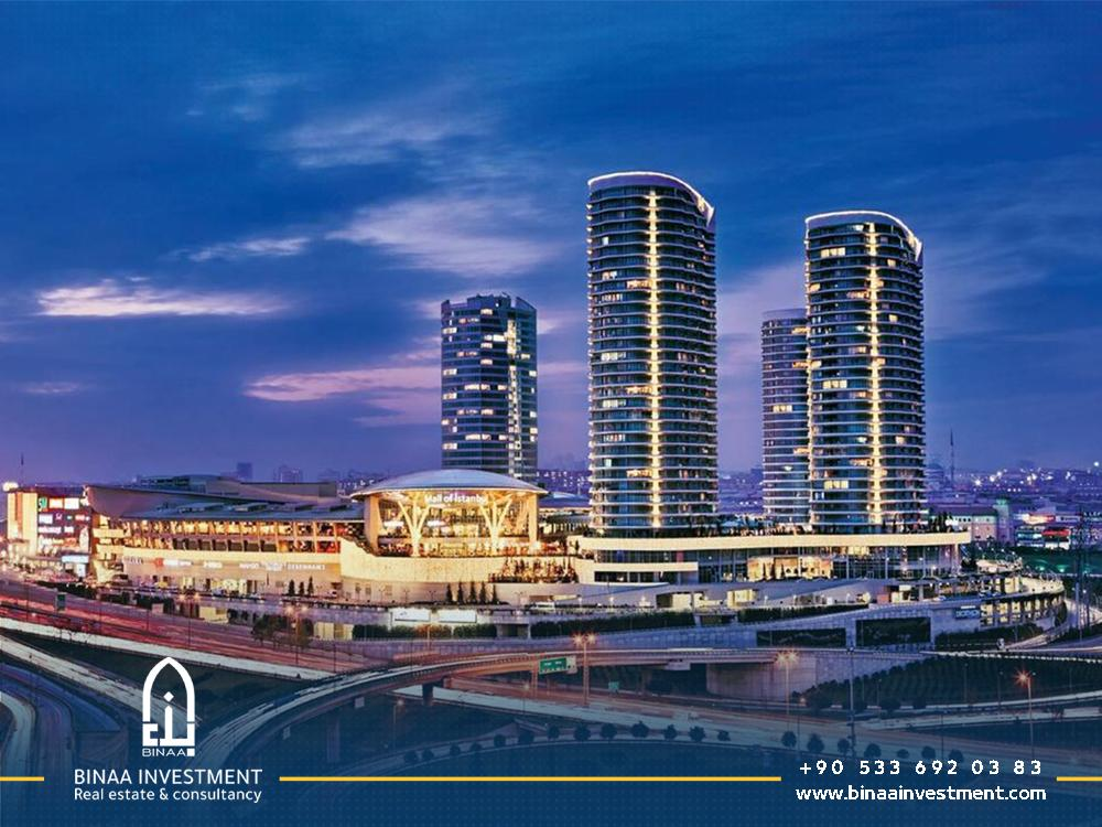 Learn about the most important commercial complexes in Istanbul