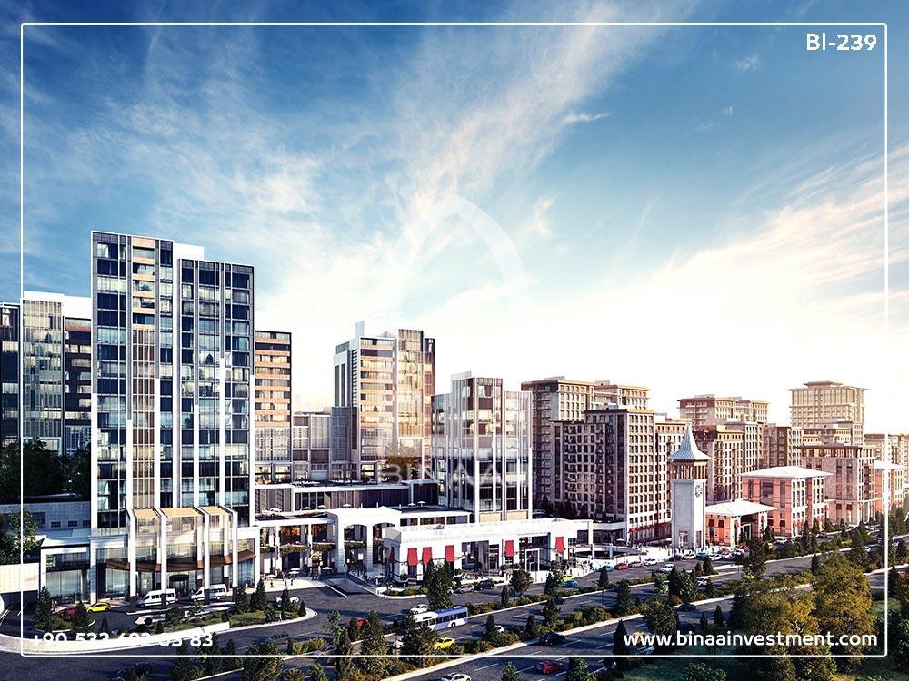 مجمع مساكن بيه اوغلو اسطنبول