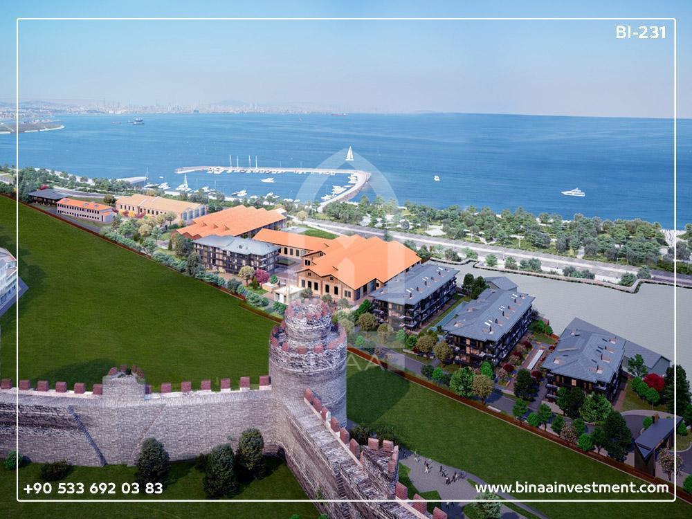 مشروع مساكن الفاتح اسطنبول