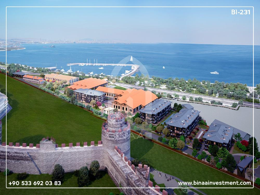 Fatih Istanbul residence project
