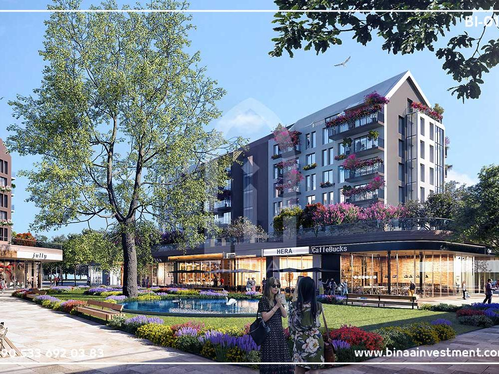 Cekmekoy Istanbul Homes Project