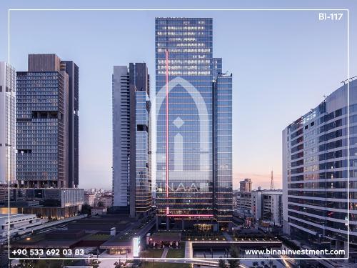 أبراج مجيدية كوي اسطنبول