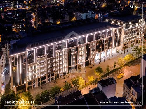 مجمع تقسيم اسطنبول ريزيدانس